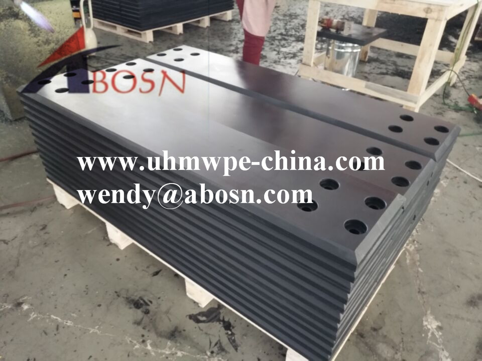 UHMWPE Sheet for Marine Fender