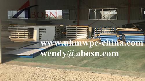Stable Permanent Indoor Futsal Barrier Hockey Dasher Board