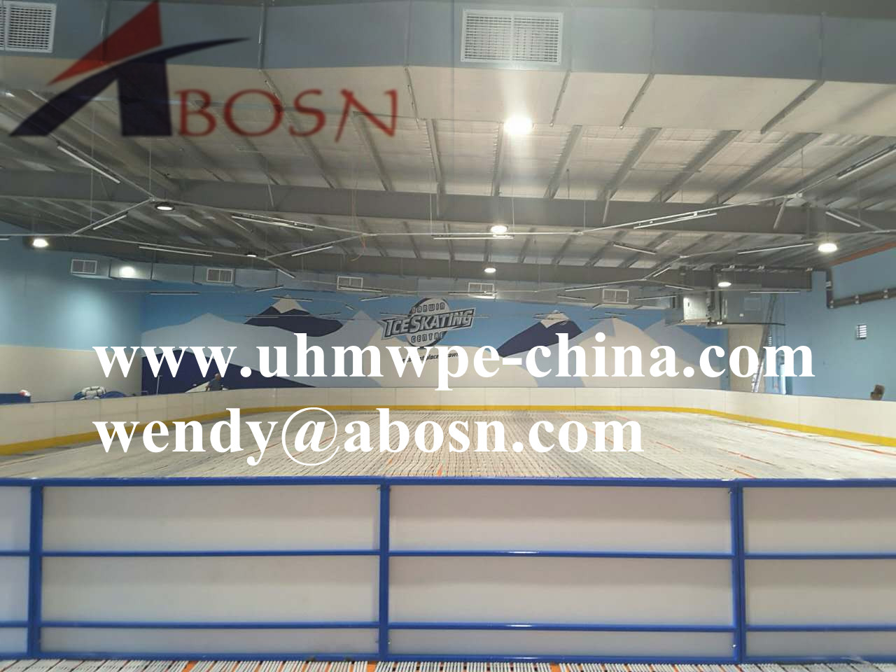 Dasher Boards | Rink Dividers | Hockey Rink Accessories