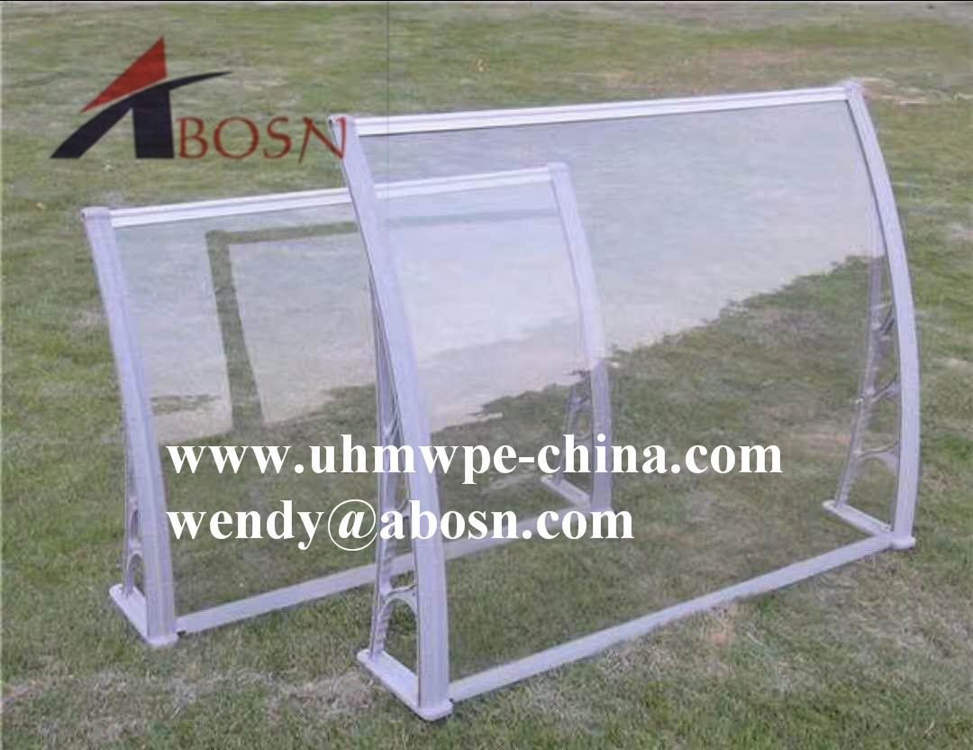 Solid Clear Polycarbonate Sheets