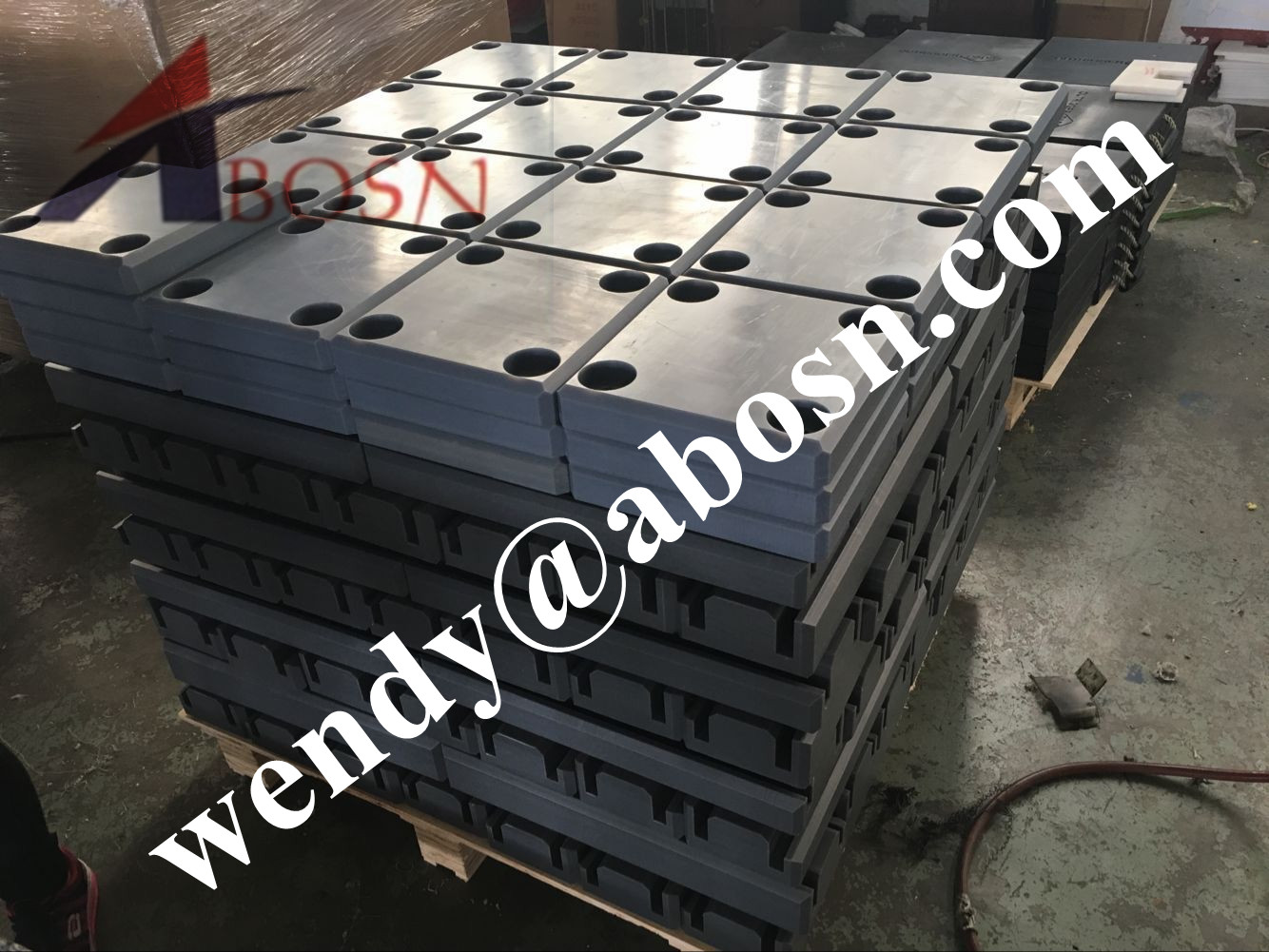 UHMWPE Gery Fender Components