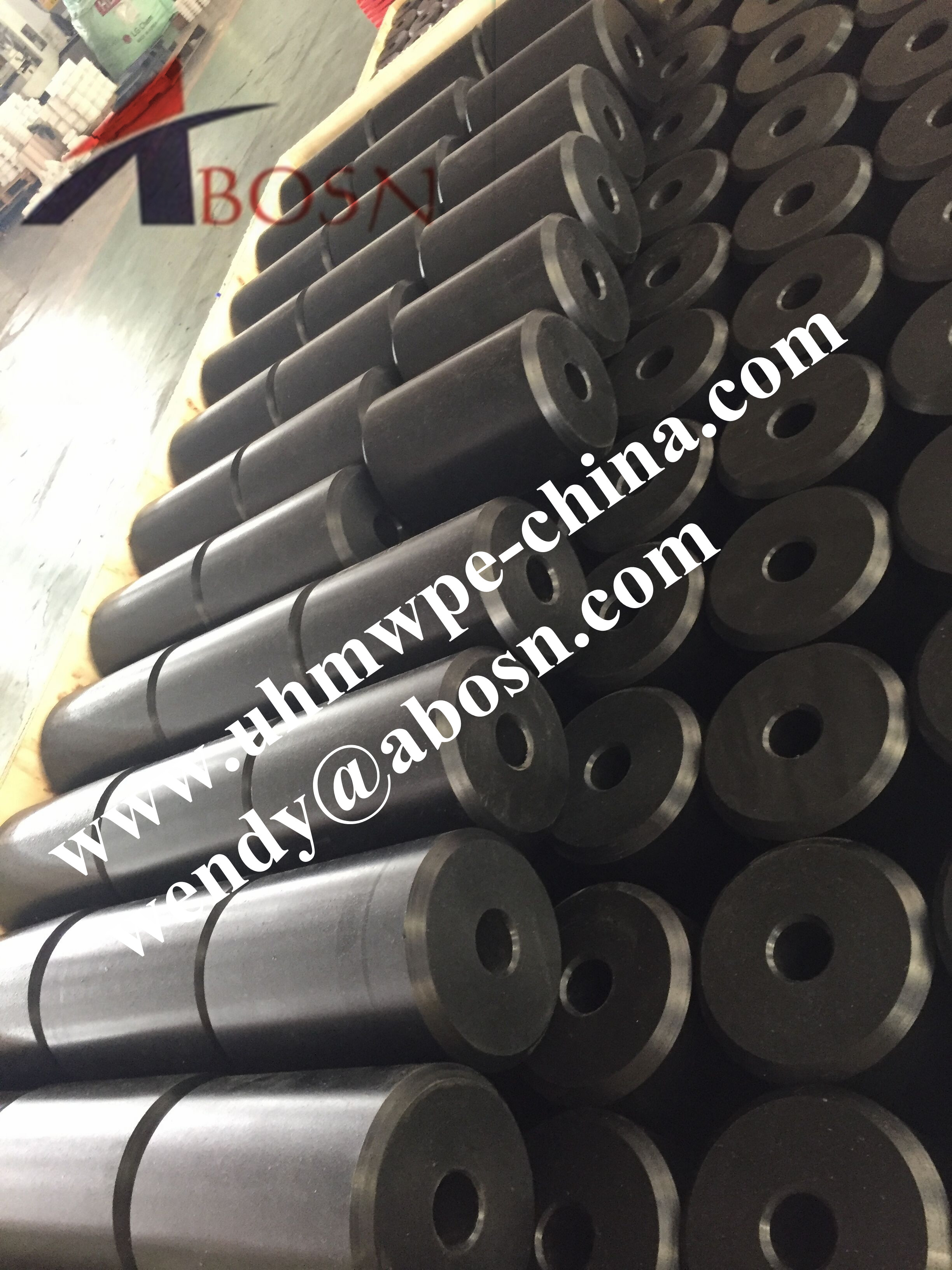 UHMWPE Pile Roller