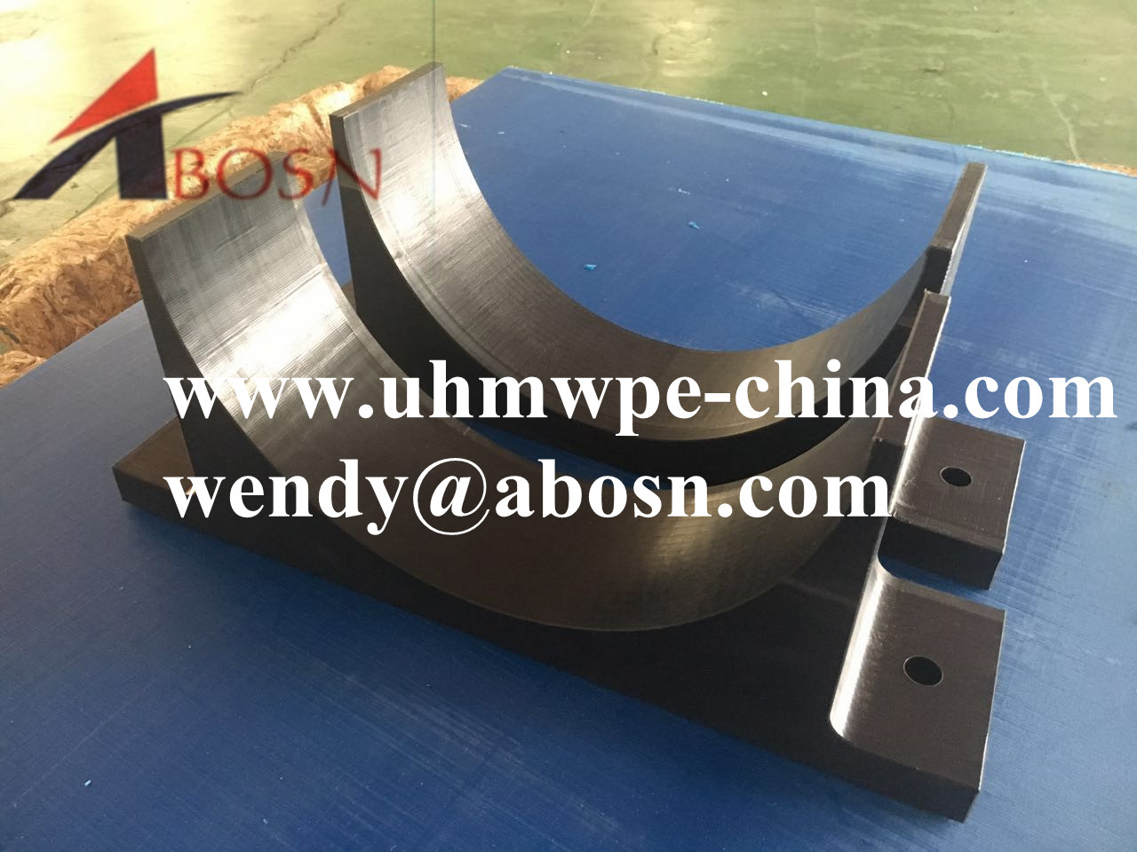 UHMWPE Pipe support