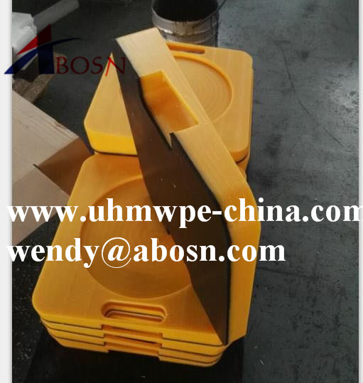 Different Model Crane Outrigger Spreader Plates