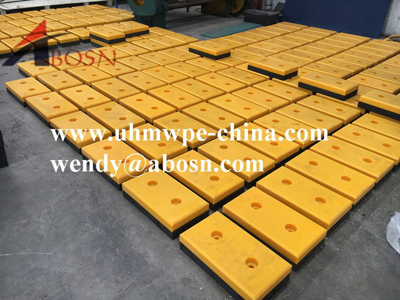 Replacement Vertical Loading Dock Bumpers Guards