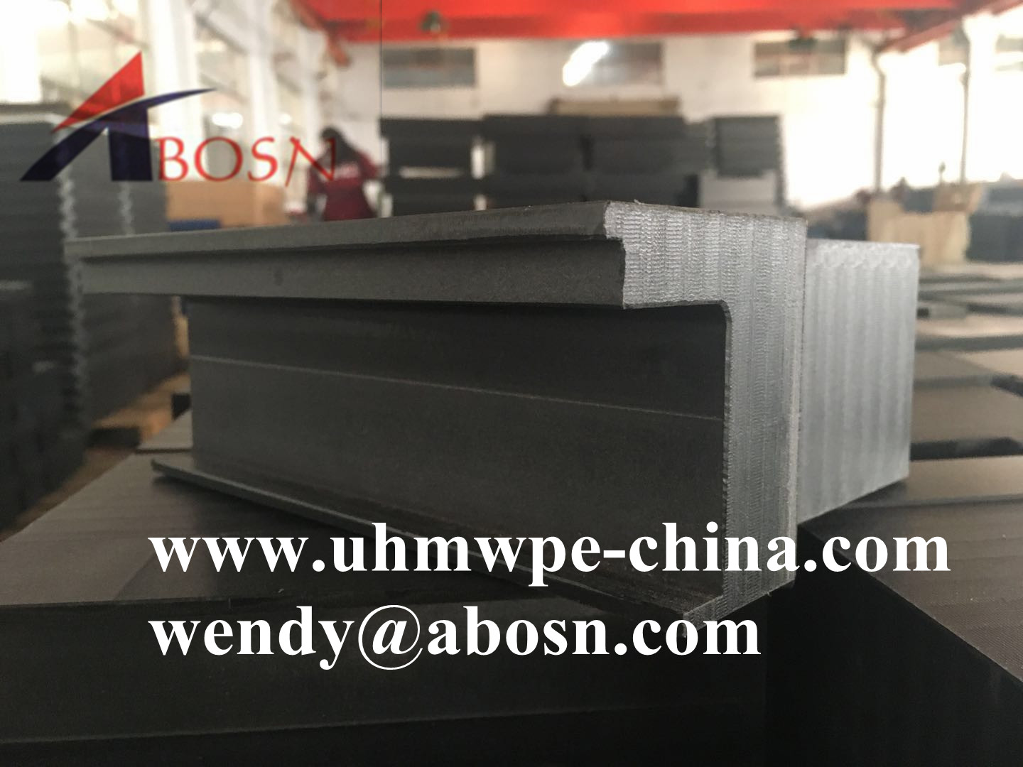 Precise Customized UHMWPE Block