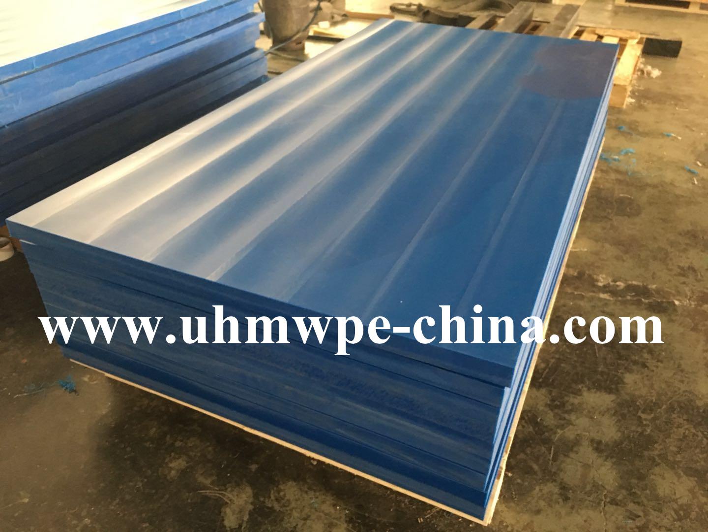 Oil Resistant Tivar 88 Plastic UHMW PE Liner