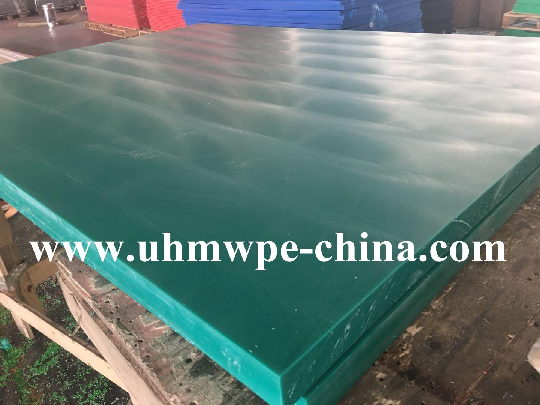 UV Stability Polyethelene UHMW PE 1000 Sheet