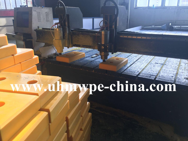 Plastic Molded Loading Dock Bumper