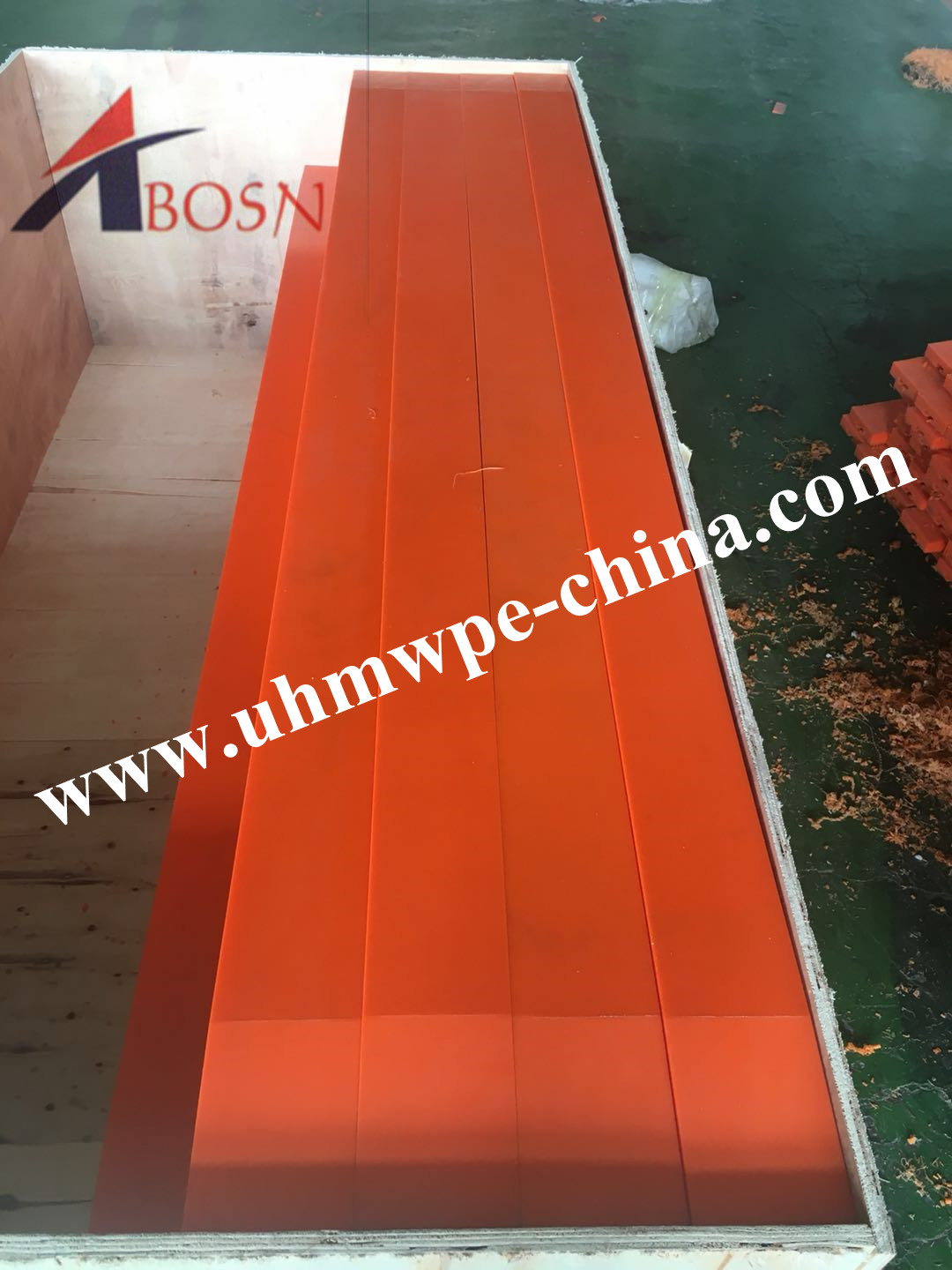 Plastic Wear Strips for Conveyor