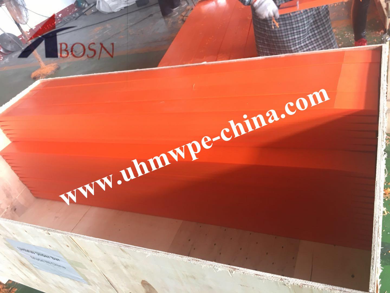 Plastic Wear Strips for Conveyor