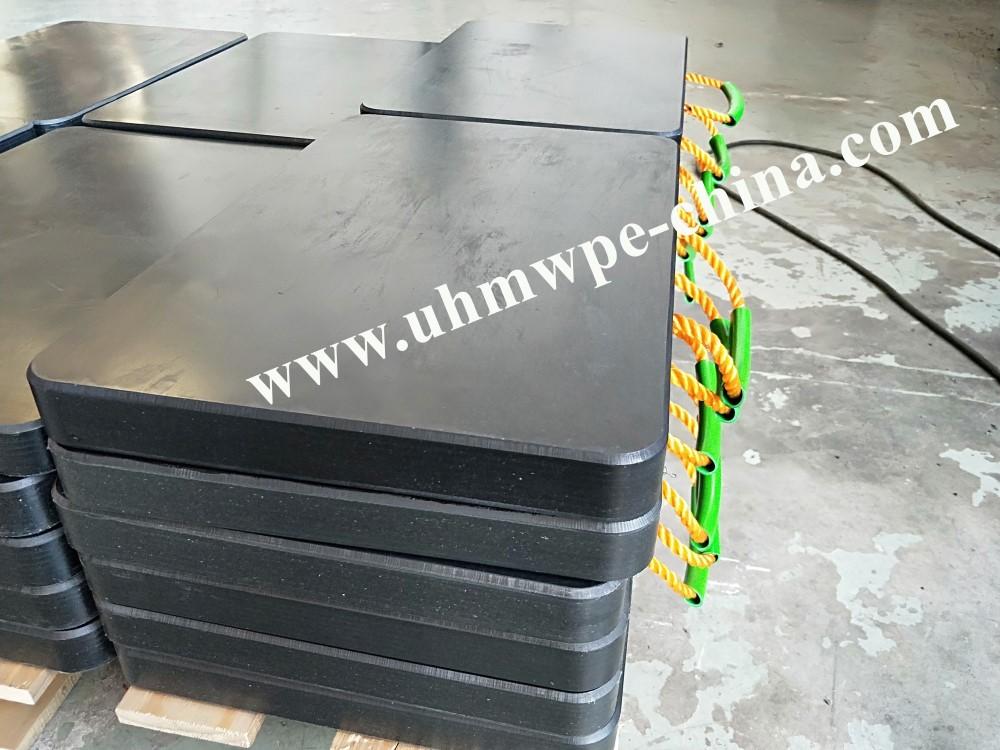 Polyethylene Outrigger Pads