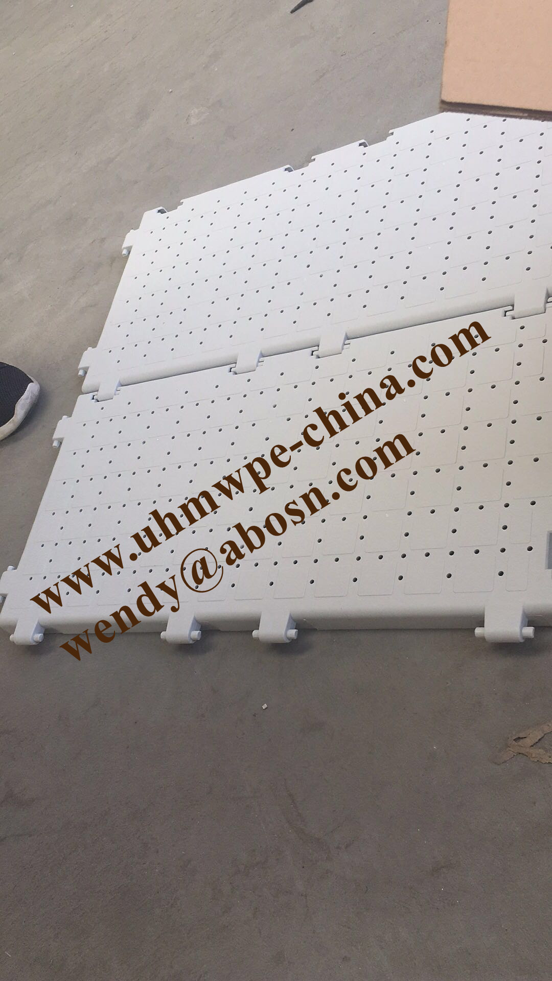 Plastic Temporary Event Flooring