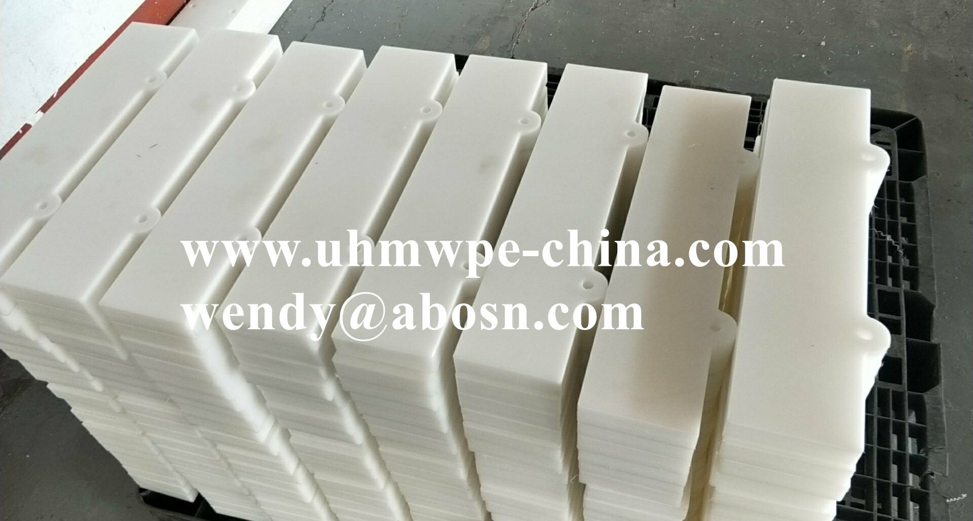 UHMWPE Block | Chain Guide | Roller