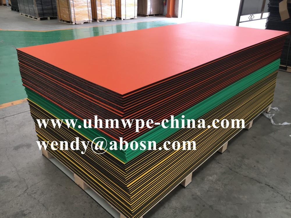 Multi-Color Engravable Polymer Sheet