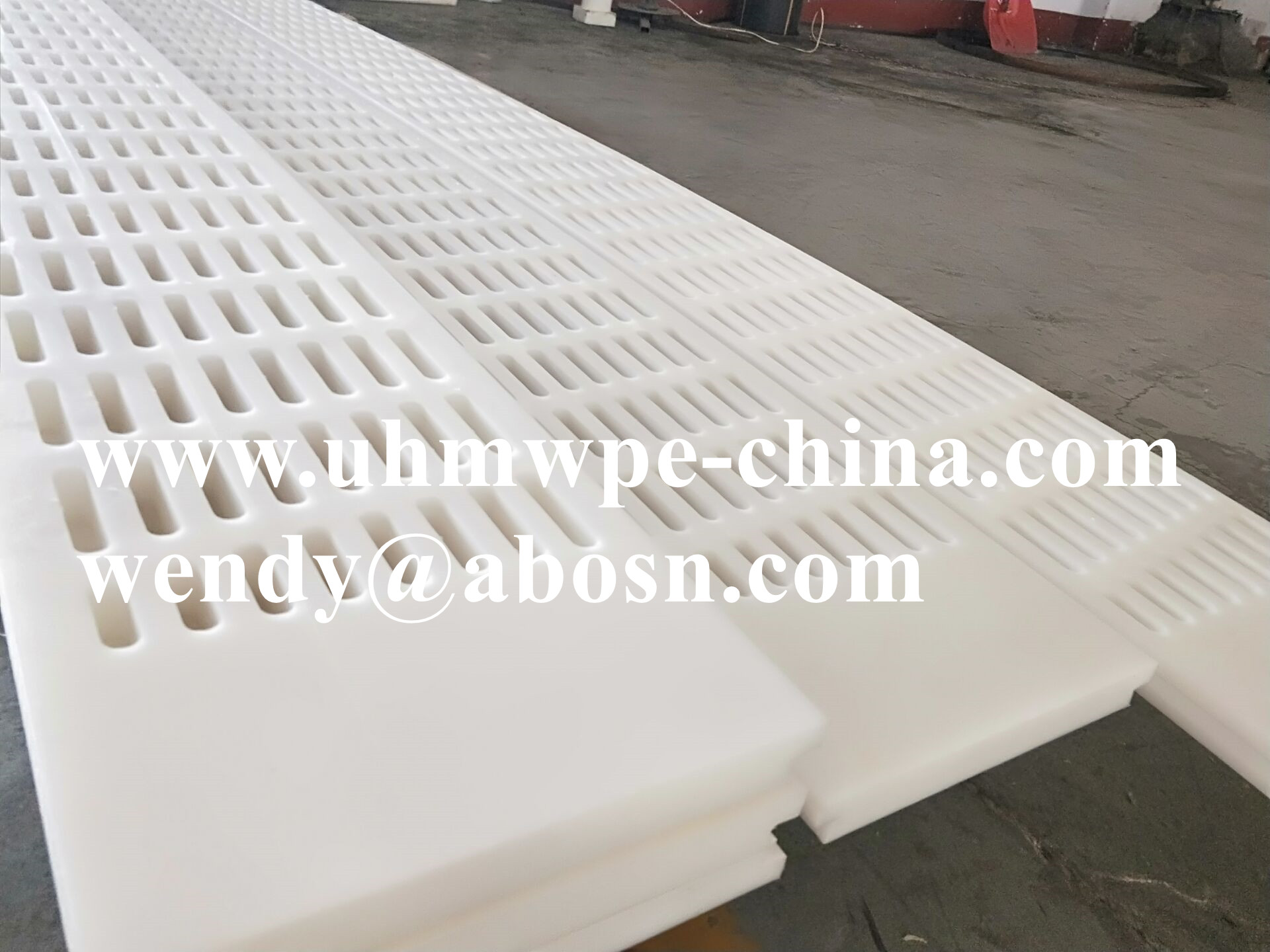 Suction Box Cover for Paper Machine