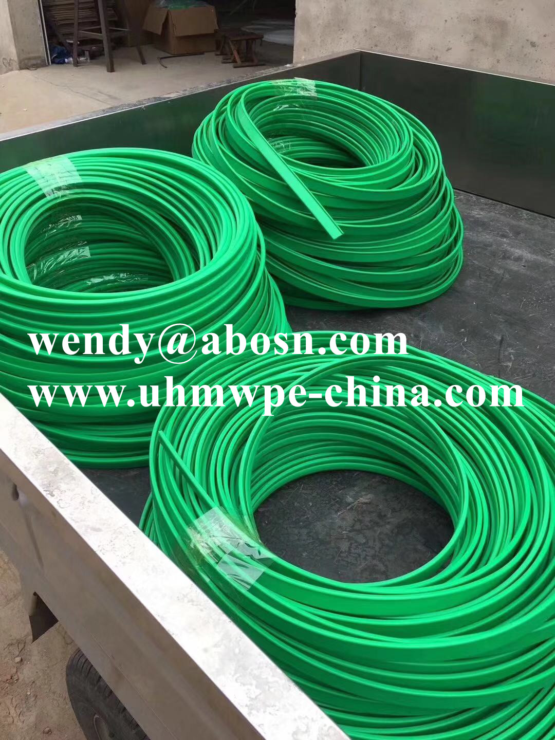 UHMWPE Profiles Wear Chain Guide