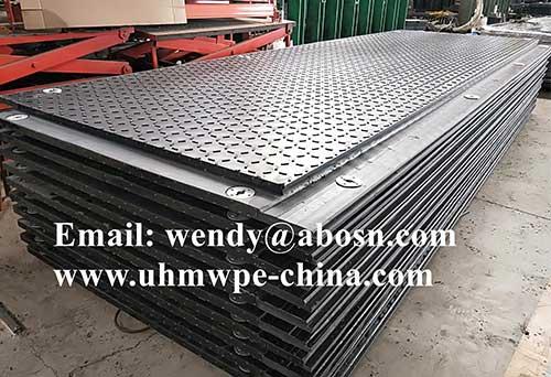 Heavy Duty Civil Construction Rig Mat