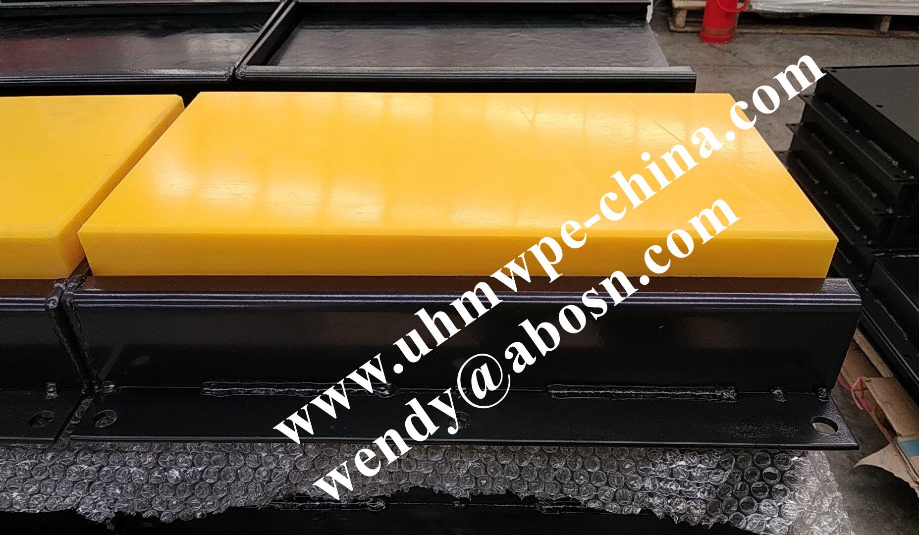 Durable Dock Leveller Bumper