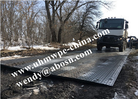 Bog Mat for Oilfield