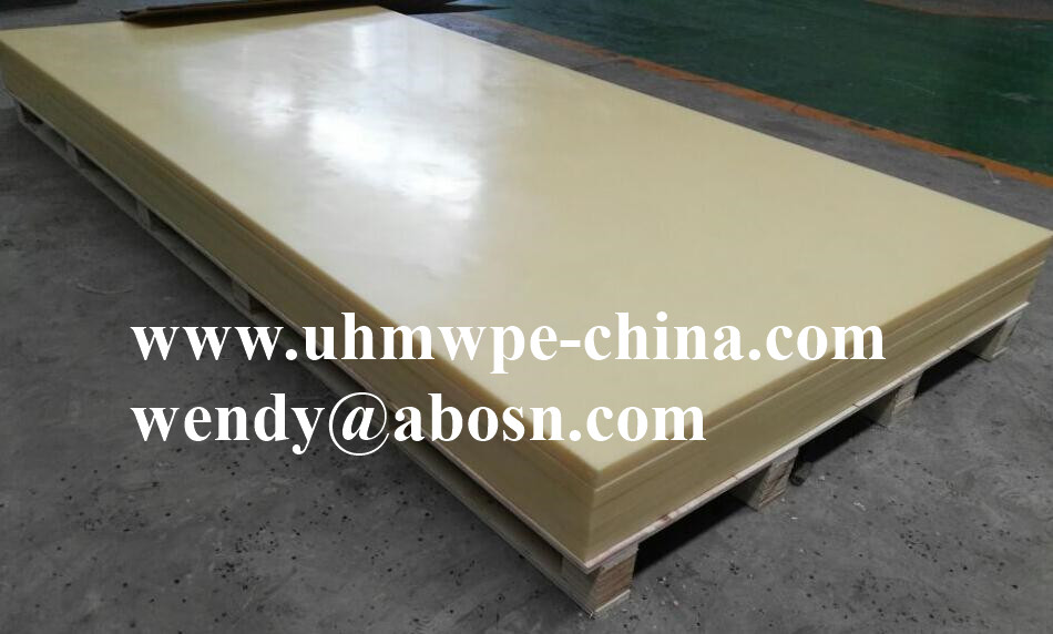 Ceramic Virgin UHMWPE Board