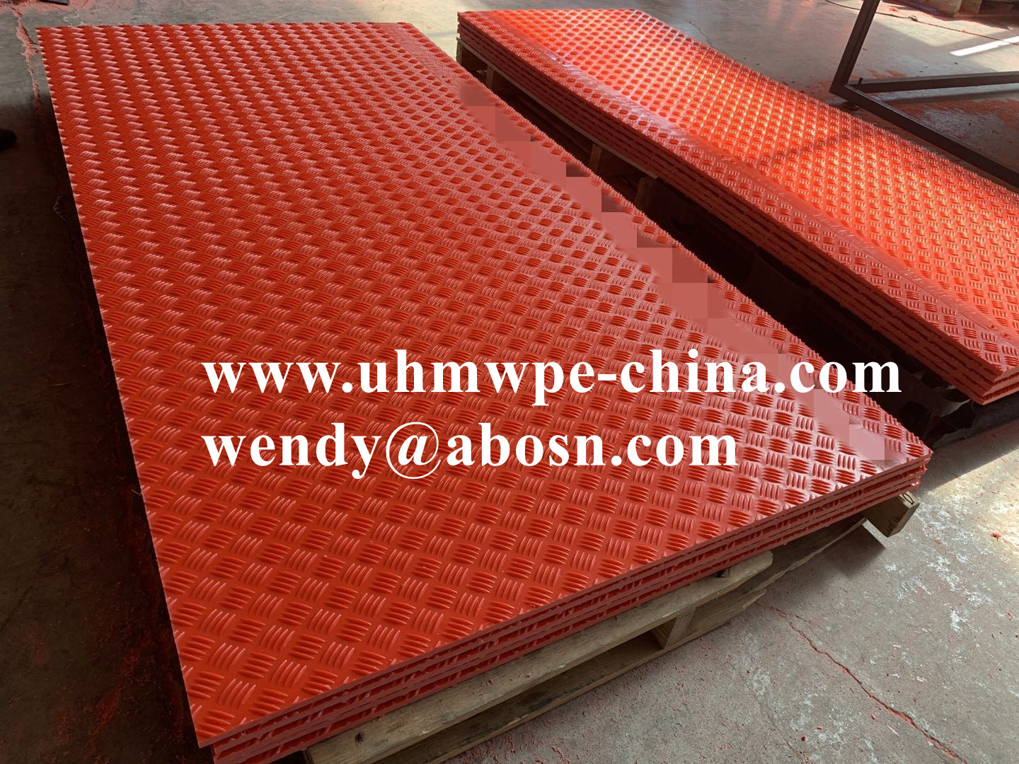 Heavy Duty Temporary Road Access Bog Mat