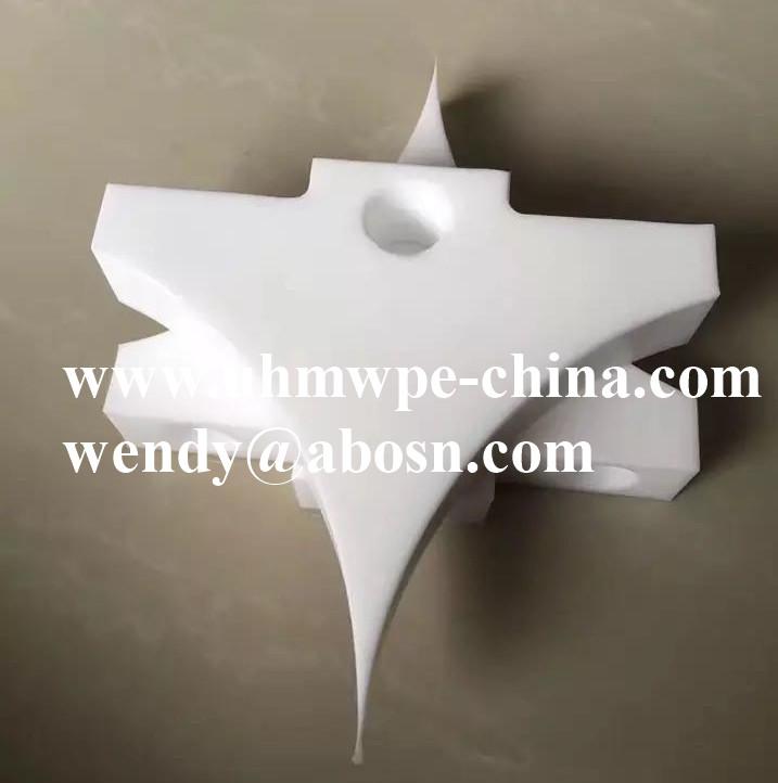 Precision Plastic Machined Component