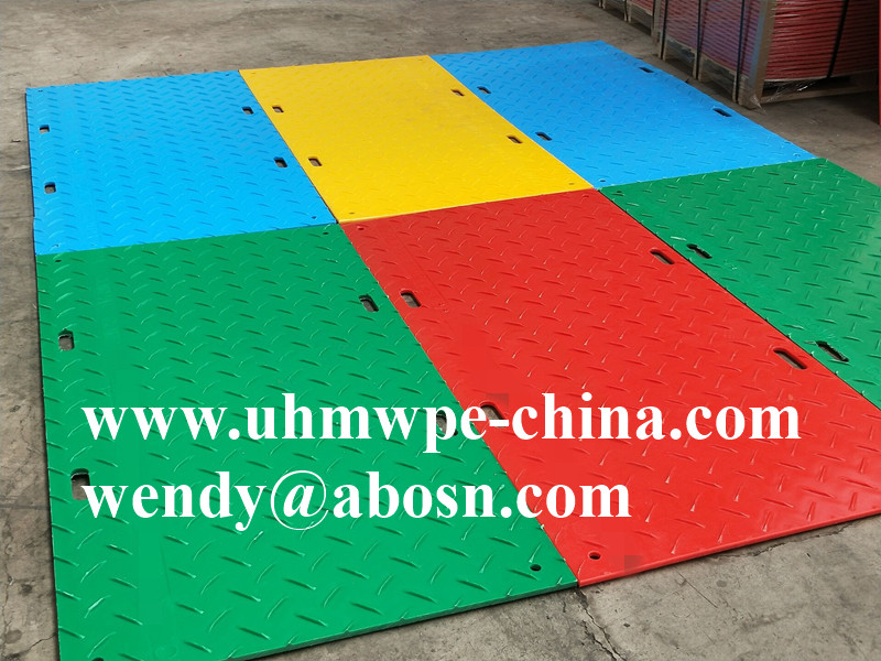 Colorful Event Road Access Mat You Will Love It
