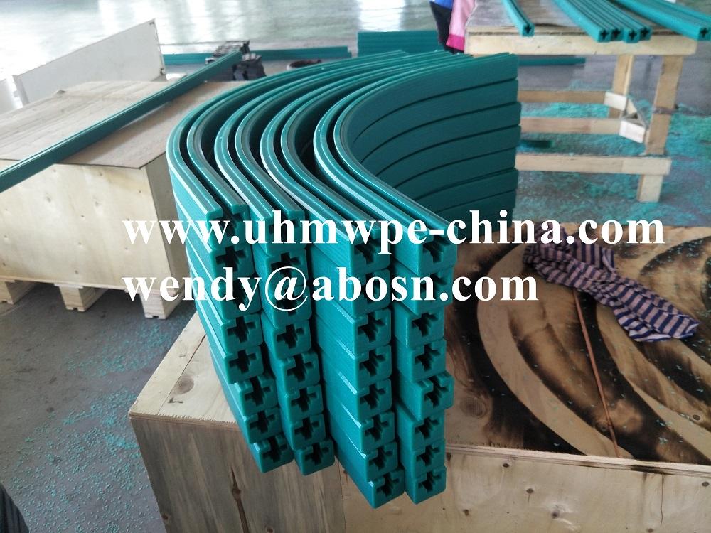 Chain Guide Profile Slide Track Rail