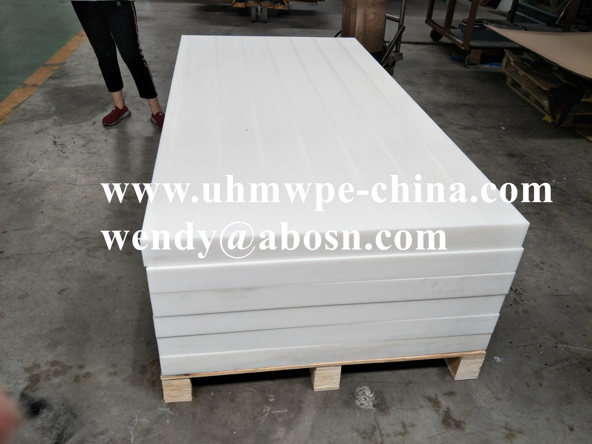 High Temperature Resistance UHMWPE Truck Liner