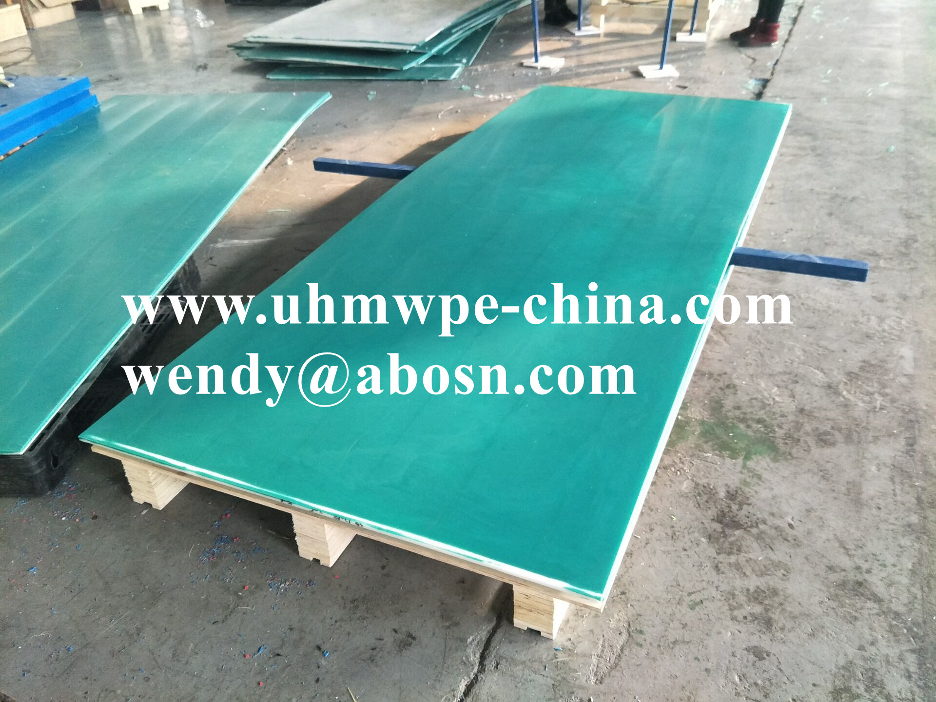 UHMWPE Ultra High Molecular Weight Polyethylene (PE1000) Board