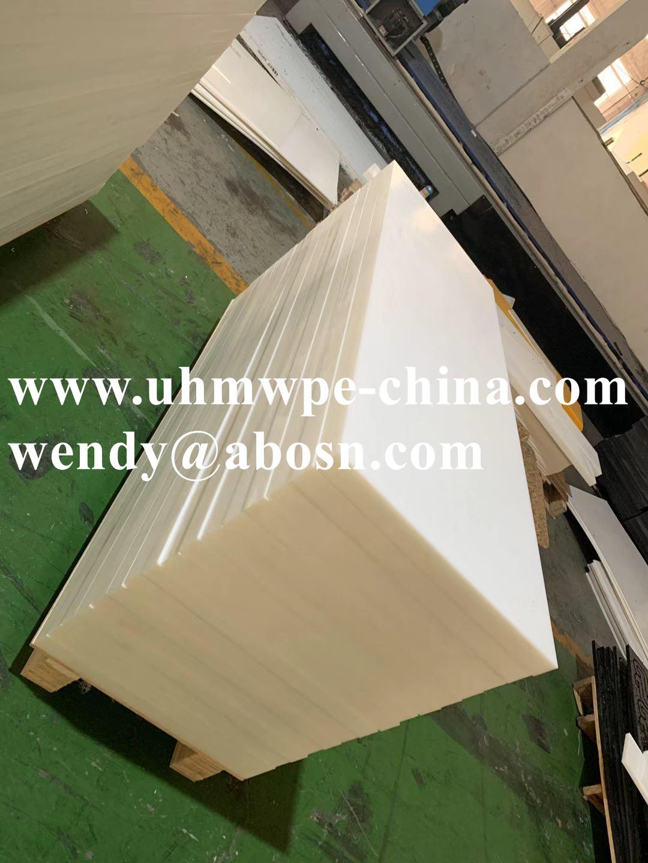High Molecular Weight Polyethylene Plastic Sheet
