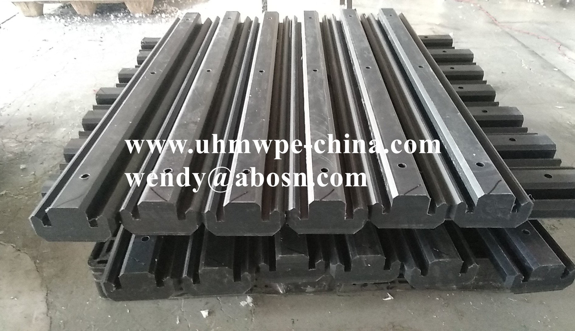 Excellent Chemical Resistance Machined UHMW Polymer Parts
