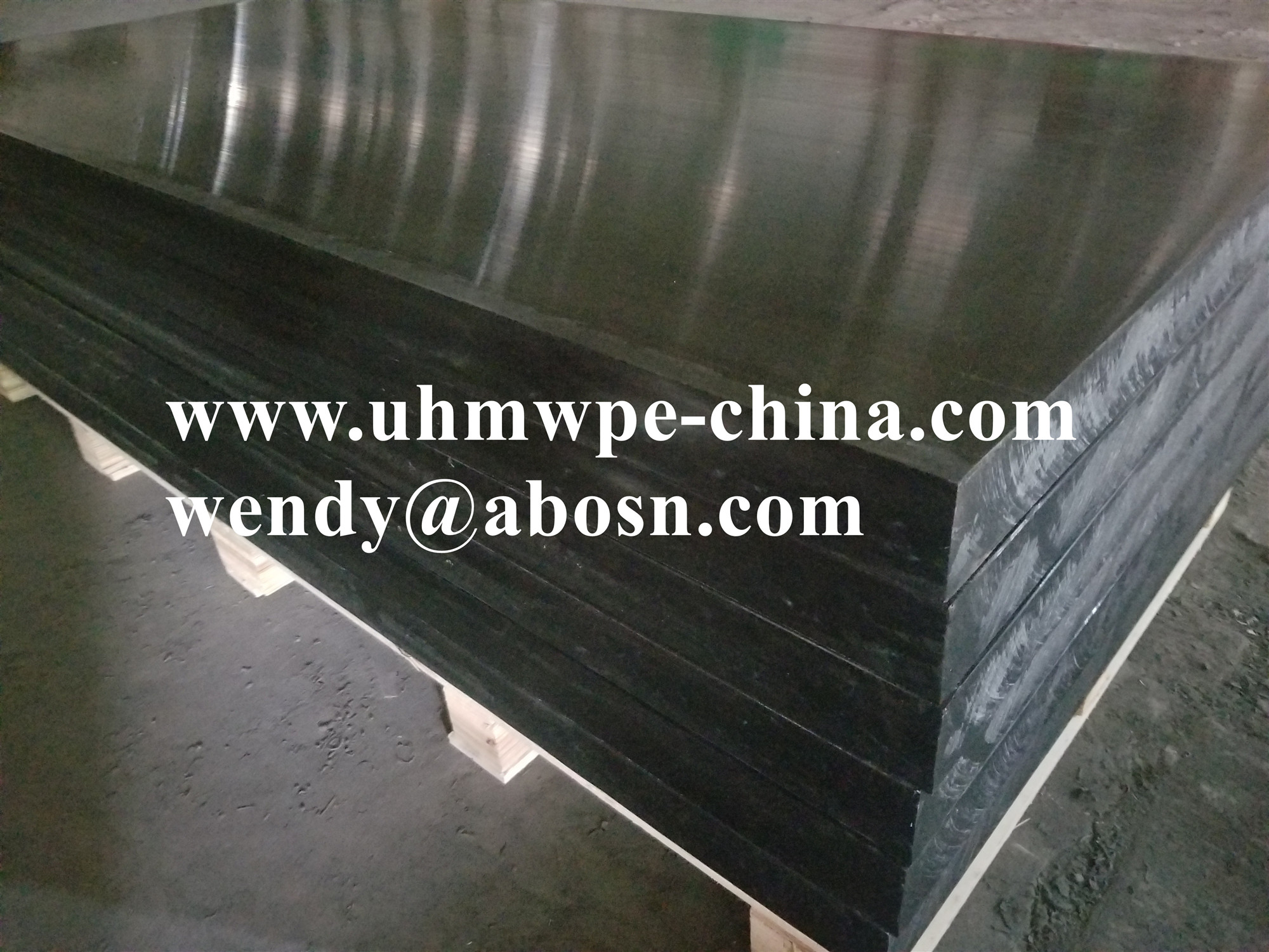 30% Borated UHMW Polyethylene Sheet