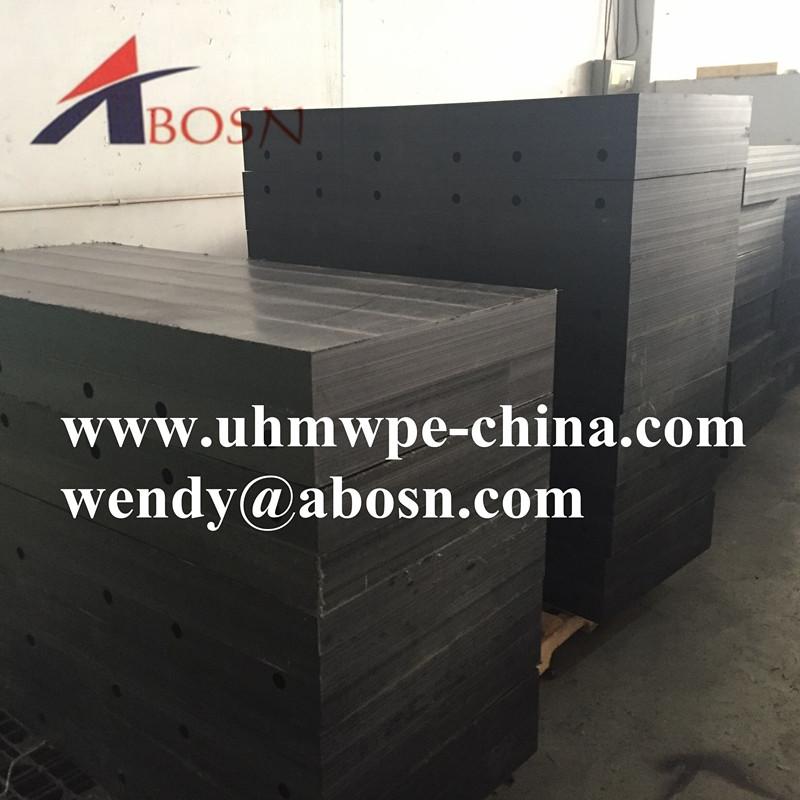 Borated Polyethylene - Borated HDPE Sheet