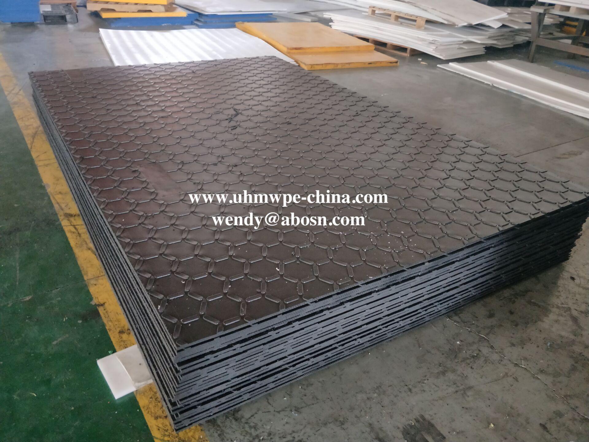 Heavy Duty Construction Road Mat