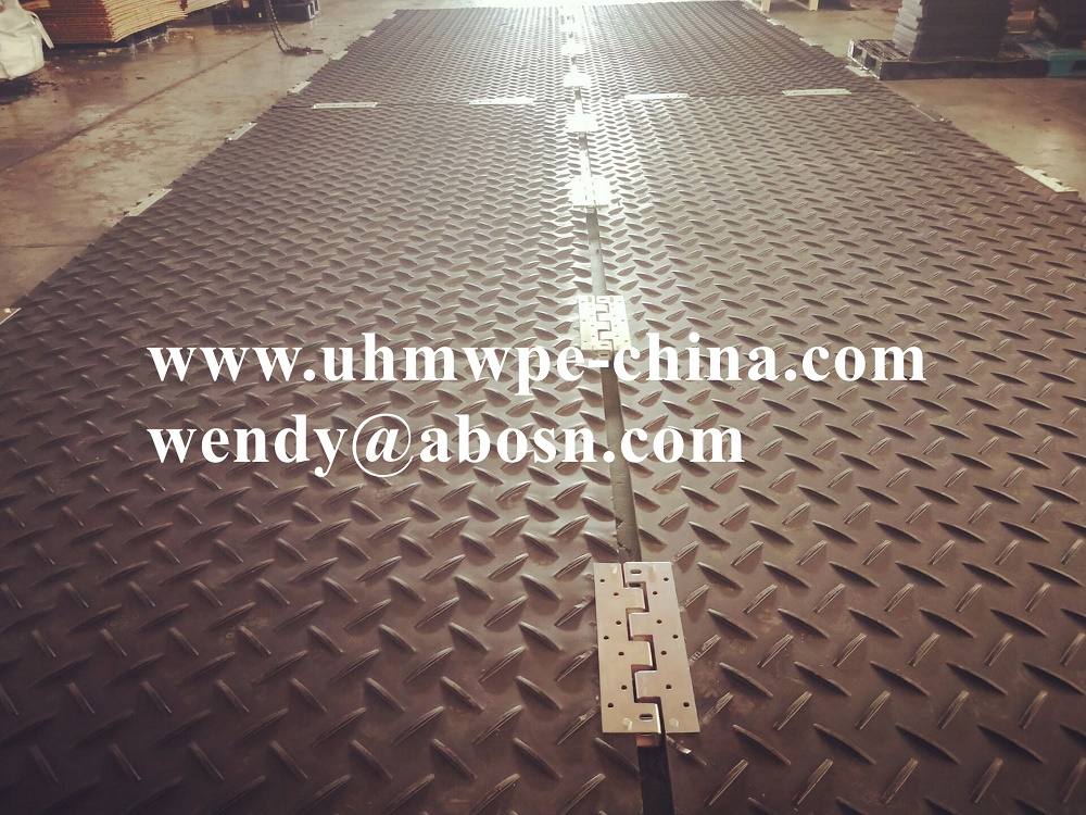 Another Good Feedback Was Received about Road Mat