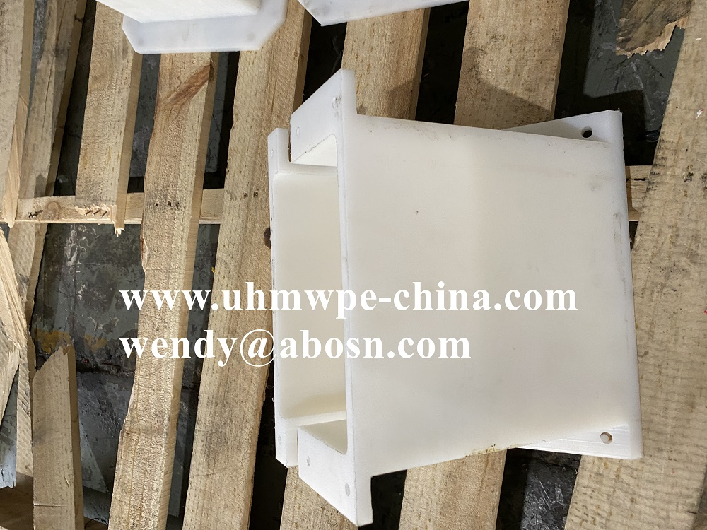 UHMWPE Plastic Machined Parts