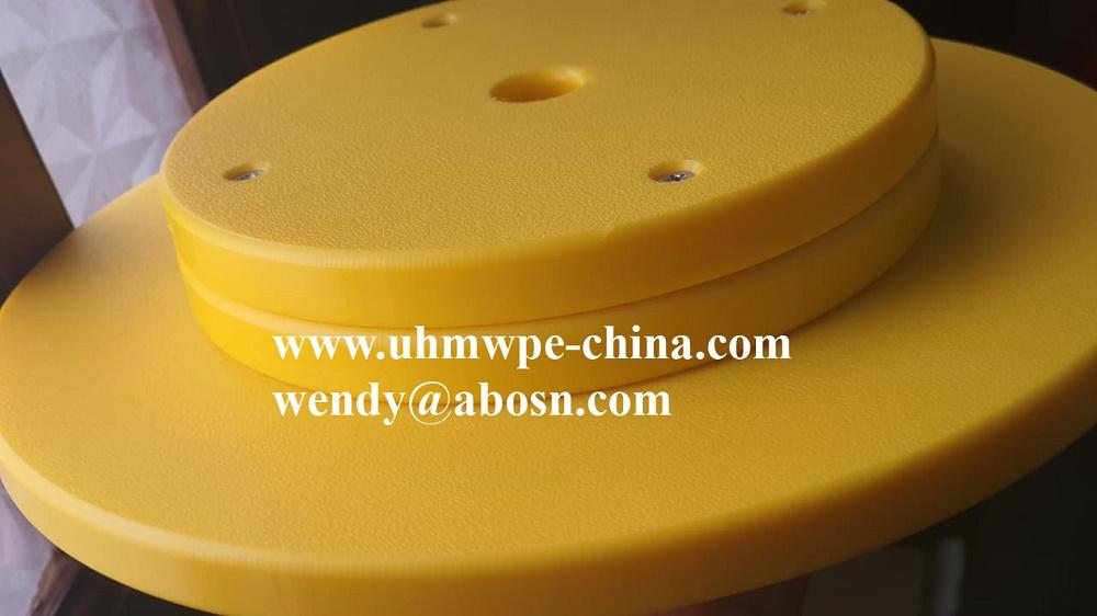Custom CNC UHMW Plastic Machined Parts