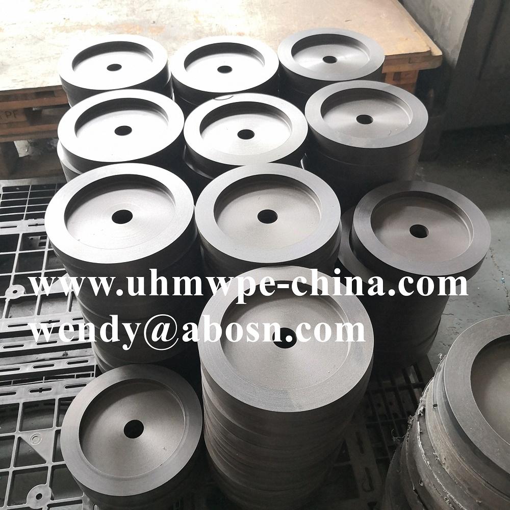 Borated Polyethylene Neutron Shielding Component