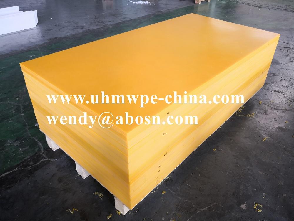 3050x1220mm UHMW Polyethylene Board