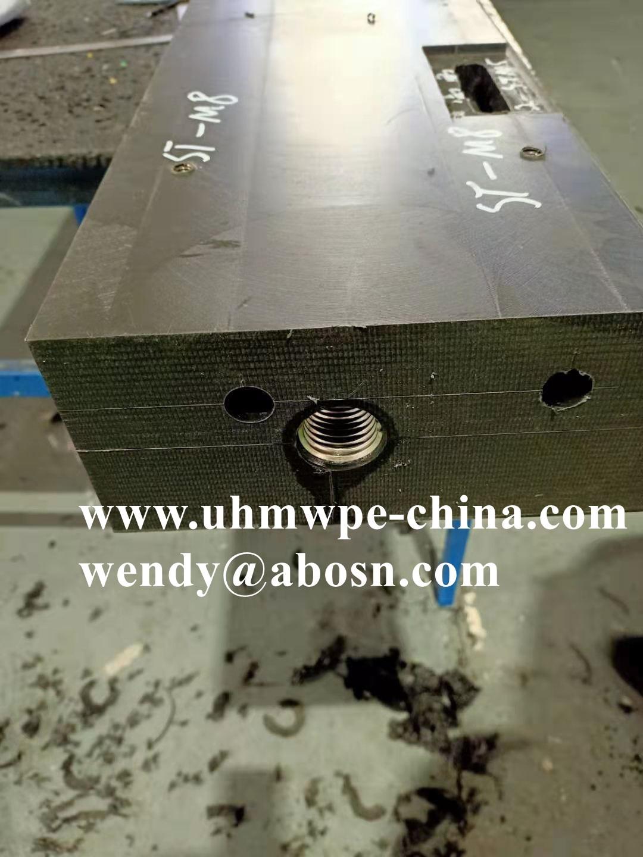 Neutron Shielding 5% Borated Polyethylene Sheet